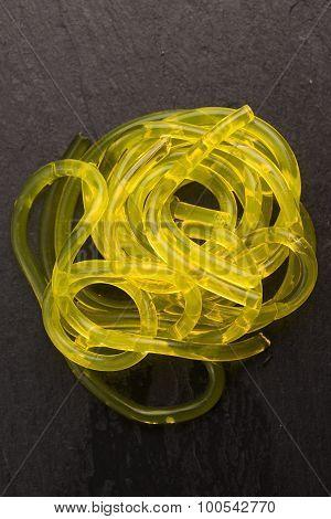 Molecular Fruit Spaghetti