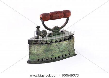 Antique Iron.