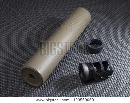 Silencer Kit