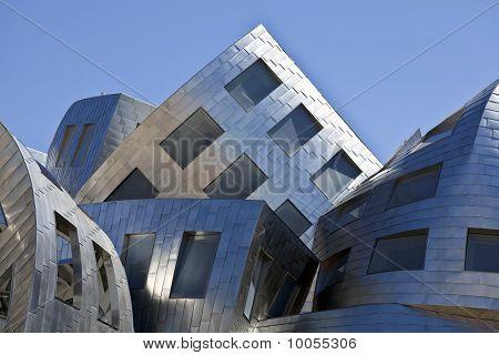 Gehry Building Las Vegas