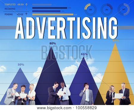 Advertising Marketing Promotion Publication Idea Concept