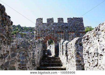 Castle In Alanya