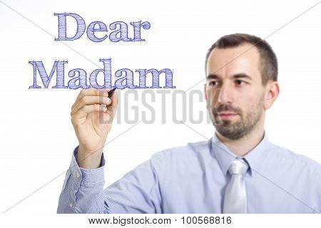 Dear Madam,