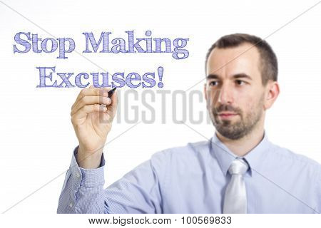 Stop Making Excuses!