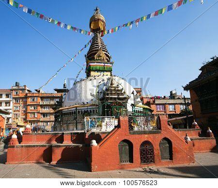 Kathesimbhu Stupa - Kathmandu