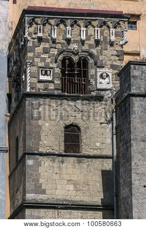 Cappella Pappacoda In Naples, Italy