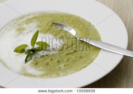 Peas Soup