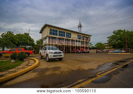 San Jose de David, a city and corregimiento located in west Panama. It is capital of the province Ch