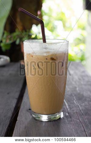 Ice Coffee.