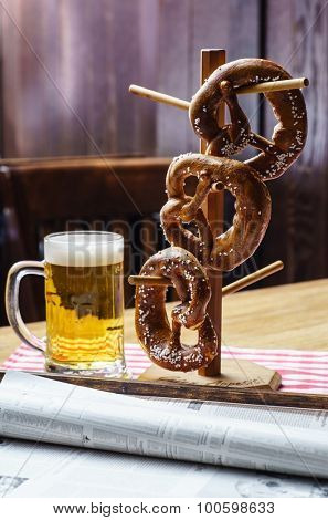 Beer and Pretzel, Oktoberfest