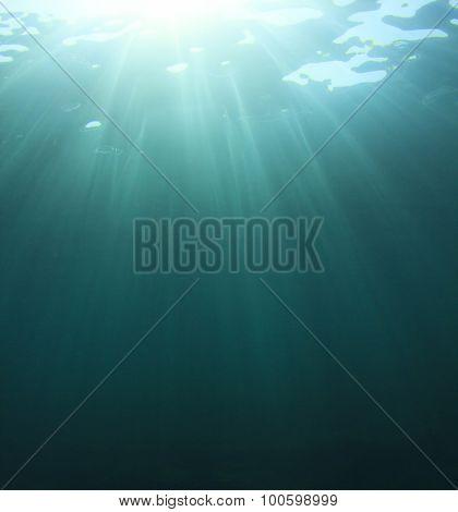 Underwater backgound