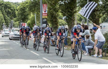 Team Iam Cycling - Team Time Trial 2015