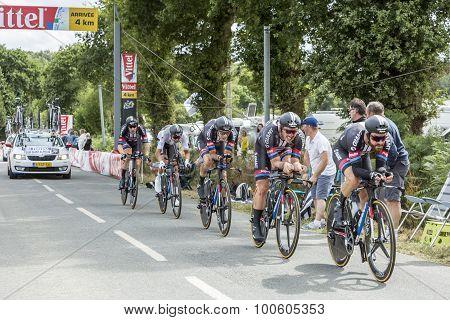Team Giant-alpecin - Team Time Trial 2015
