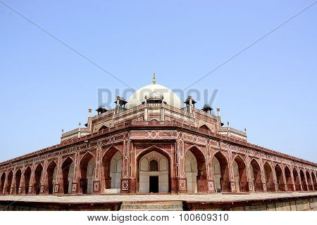 Humayun Tomb-New Delhi,INDIA