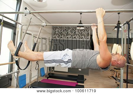 Pilates Boy