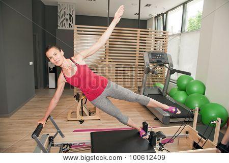 Pilates Girl