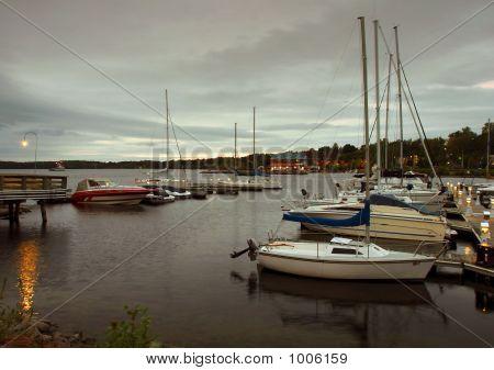 Burlington Harbor