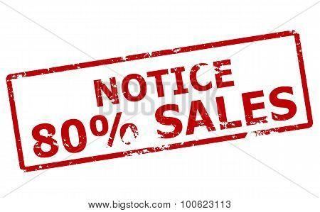 Notice Sales
