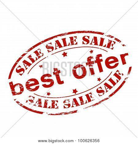 Sale Best Offer