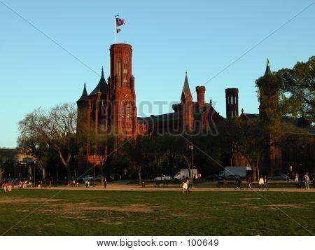 Smithsonian Institution Castle
