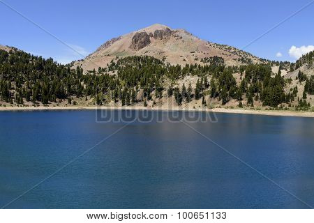 Lake Helen Lassen National Park, California