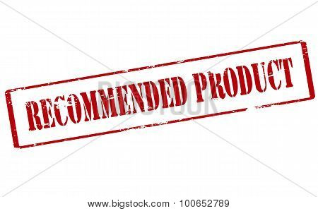 Recommended Product