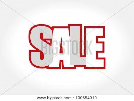 Sale Banner in Vector Format