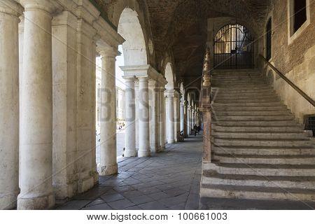Palladian Basilica