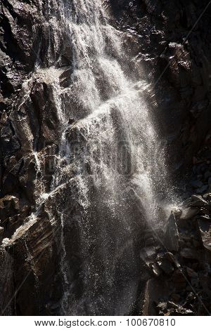 Waterfall near Kaprun - Zell am See Austria