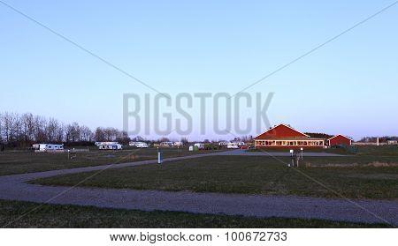 ODESHOG, SWEDEN ON APRIL 09