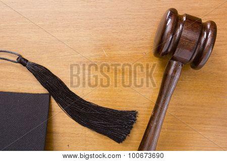 Referee Wooden Hammer