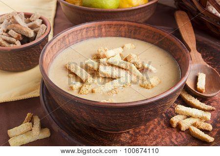 Cream Soup Lentils