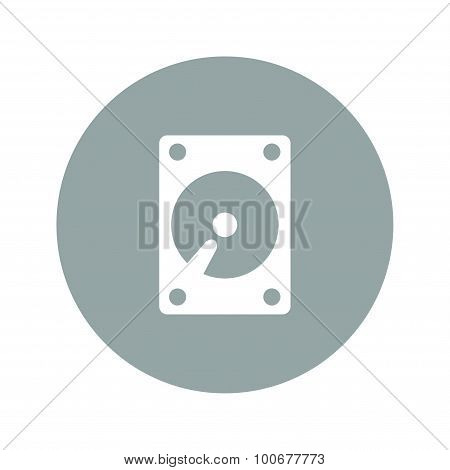 Hard Disk Icon