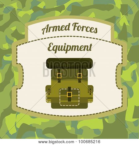 Military Armed Forces design