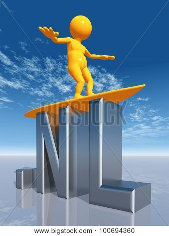 NL Top Level Domain of the Netherlands