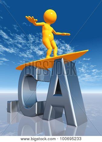 CA Top Level Domain of Canada
