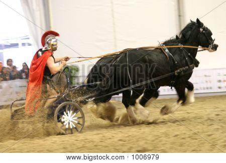 Roman Chariot Racing