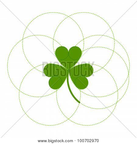 Green clover easy logo.