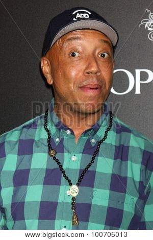 LOS ANGELES - SEP 2:  Russell Simmons at the