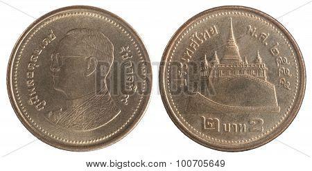 Thai Baht Coin