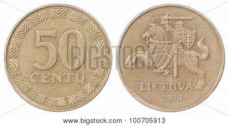 50 Lithuania Lit