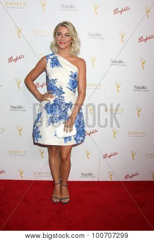 LOS ANGELES - AUG 30:  Julianne Hough at the TV Academy Choreography Peer Reception at the Montage Hotel on August 30, 2015 in Beverly Hills, CA