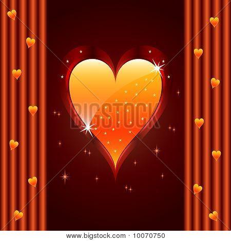 Love Heart, Valentine, Wedding Anniversary
