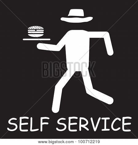 Self Service Label