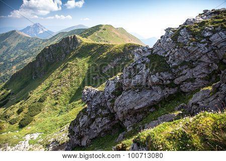 Range Mala Fatra, Slovakia