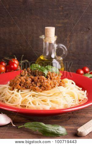 Spaghetti Bologneze