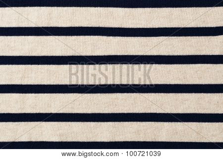 Knit Stripe Cloth