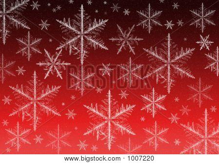 Snow Flake Christmas