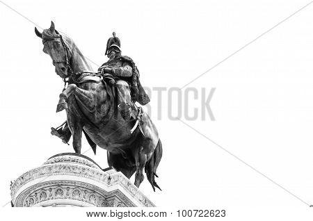 Equestrian Monument