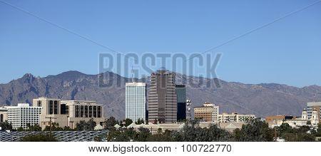 City of Tucson Panorama, AZ
